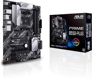 Asus Prime B550-Plus AM4 ATX-emolevy