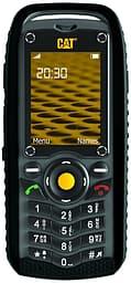 Caterpillar B25 Dual-SIM matkapuhelin, musta