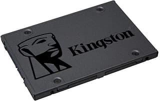 "Kingston A400 240 Gt SATA3 2,5"" -SSD-levy"