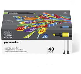 W&N Promarker Essential Collection -tussilajitelma