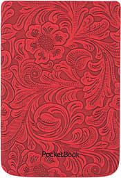 """Pocketbook Shell 6"""" -suojakotelo, kukka"""