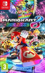 Mario Kart 8 - Deluxe -peli, Switch