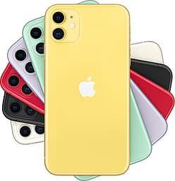 Apple iPhone 11 128 Gt -puhelin, keltainen