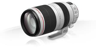 Canon EF 100-400 mm f/4,5 - 5,6L IS II USM objektiivi