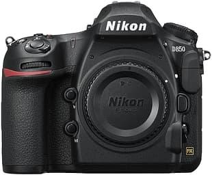 Nikon D850 -järjestelmäkamera, runko