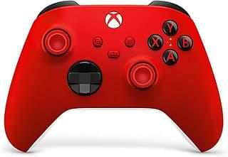 Microsoft Xbox Series X -langaton ohjain, punainen