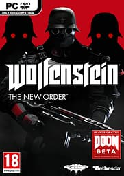 Wolfenstein - The New Order -peli, PC