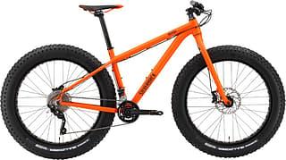 Silverback Scoop Fatty -fatbike, oranssi, M