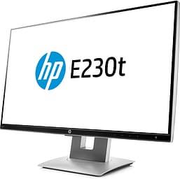 """HP EliteDisplay E230t 23"""" LED kosketusnäyttö"""