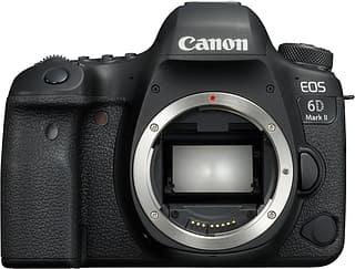 Canon EOS 6D MK II -järjestelmäkamera, runko