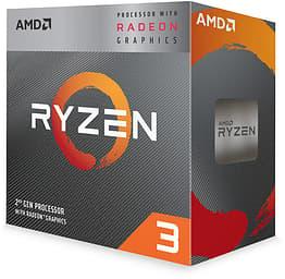 AMD Ryzen 3 3200G -prosessori AM4 -kantaan