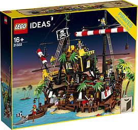 LEGO Ideas 21322 - Barracuda Bayn merirosvot