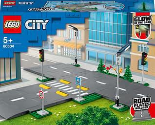 LEGO City Town 60304 - Tierakennuslevyt