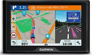 Garmin Drive 51 LMT-S -autonavigaattori, Eurooppa