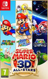 Super Mario 3D All-Stars -peli, Switch