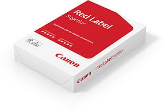 Canon Red Label Superior A4 / 90 g -kopiopaperi, 500 arkin pakkaus