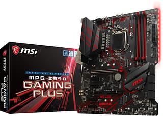 MSI Z390 GAMING PLUS Intel Z390 LGA1151 ATX -emolevy