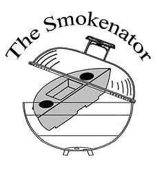 The Smokenator 1000 savustusasema 57 cm Weber-hiiligrilliin
