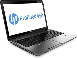 """HP ProBook 450 G1 - 15.6"""" HD/Core i3-4000M/4 GB/500 GB/Windows 7 Professional 64-bit kannettava tietokone"""
