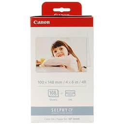 Canon KP-108IN tulostustarvikepakkaus SELPHY CP -sublimaatiotulostimiin