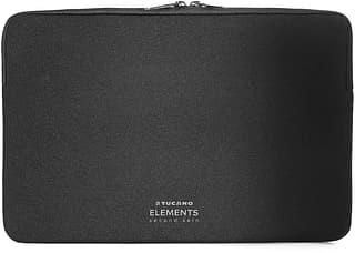 "Tucano New Elements Second Skin -suojatasku 13"" MacBook Pro:lle, musta"
