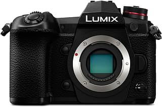 Panasonic Lumix DC-G9 -järjestelmäkamera, runko