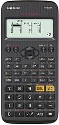 Casio FX-82EX -funktiolaskin, musta