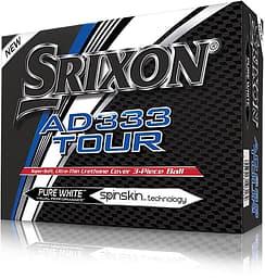 Srixon AD333 Tour -golfpallo, 12 kpl
