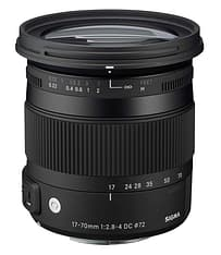 Sigma 17-70 mm F2.8-4 DC Macro OS HSM   C, Canon