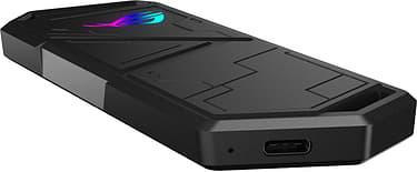Asus ROG STRIX ARION ulkoinen kiintolevykotelo, M.2 USB-C 3.2 Gen2, PCIe NVMe, kuva 6