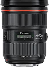 Canon EF 24-70 mm 2.8 L II USM vakiozoom