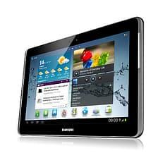 Samsung Galaxy Tab 2 (10.1) Wi-Fi+3G Android 4.0 -tablet, hopea, kuva 4