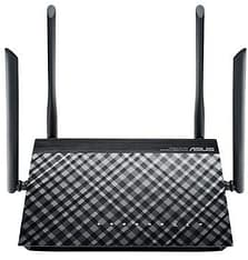 Asus RT-AC1200G+ Dual-band 2-in-1 -WiFi-reititin