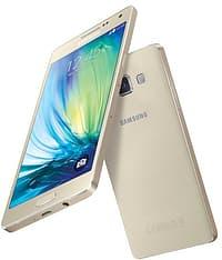 Samsung Galaxy A5 Android-puhelin, kultainen, kuva 2