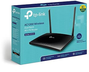 TP-LINK Archer MR400 -LTE-modeemi ja WiFi-tukiasema, kuva 6