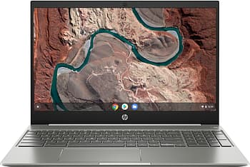 "HP Chromebook 15-de0001no 15,6"" -kannettava, Chrome OS, kuva 2"
