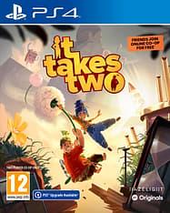 It Takes Two -peli, PS4/PS5
