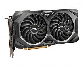 MSI Radeon RX 5700 XT MECH OC 8 GB -näytönohjain PCI-e-väylään, kuva 3
