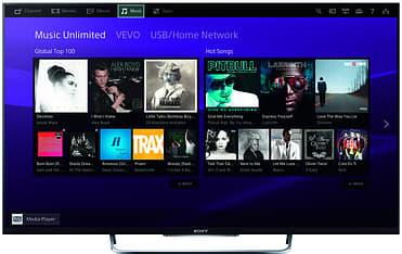"Sony KDL-50W828 50"" 3D Smart LED televisio, 800 Hz, WiFi, Miracast, MHL, kuva 6"