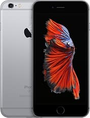 Apple iPhone 6s Plus 64 Gt -puhelin, tähtiharmaa, MKU62
