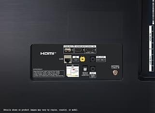 "LG OLED55BX 55"" 4K Ultra HD OLED -televisio, kuva 10"