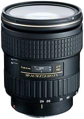 Tokina AT-X 24-70 f/2.8 PRO FX, Canon