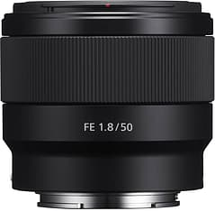 Sony FE 50mm F1.8 -normaaliobjektiivi, kuva 2