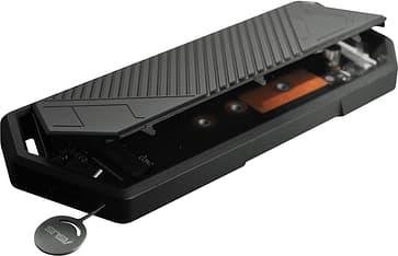 Asus ROG STRIX ARION ulkoinen kiintolevykotelo, M.2 USB-C 3.2 Gen2, PCIe NVMe, kuva 7
