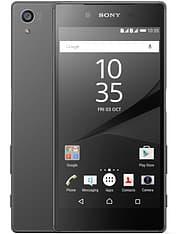 Sony Xperia Z5 Android-puhelin, musta, kuva 2
