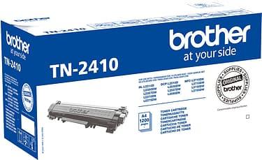 Brother TN2410 -laservärikasetti, musta, kuva 2