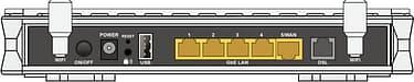 Telewell TW-EAV510AC-ADSL2+/VDSL2/LTE CAT6 WiFi -modeemi, kuva 2