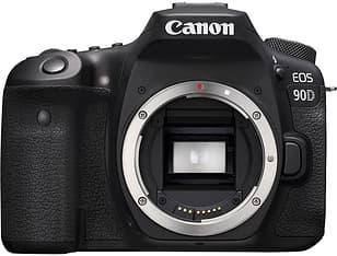 Canon EOS 90D -järjestelmäkamera, runko