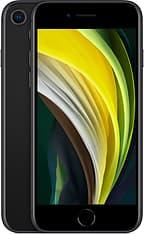 Apple iPhone SE 64 Gt -puhelin, musta