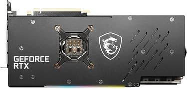 MSI GeForce RTX 3080 Ti GAMING X TRIO 12G -näytönohjain PCI-e-väylään, kuva 5
